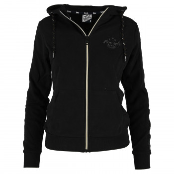 LONSDALE Hanorace LONSDALE LADIES FULL ZIP HOODY