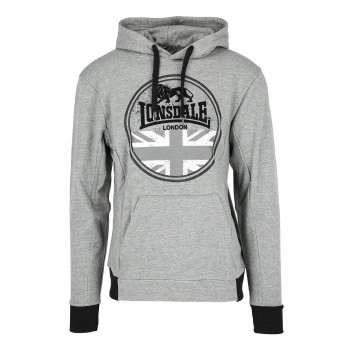 LONSDALE Hanorace LNSD FLAG F19 HOODY