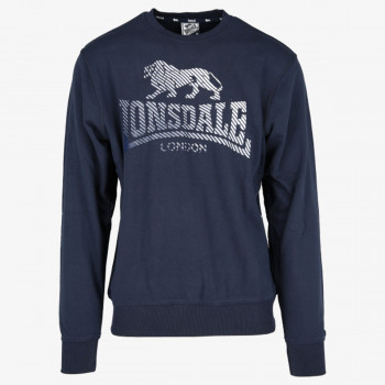 LONSDALE Tricouri maneca lunga LNSD LION F19 SWEAT