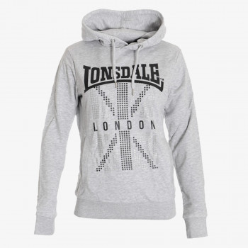 LONSDALE Hanorace LADY F19 FLAG HOODY