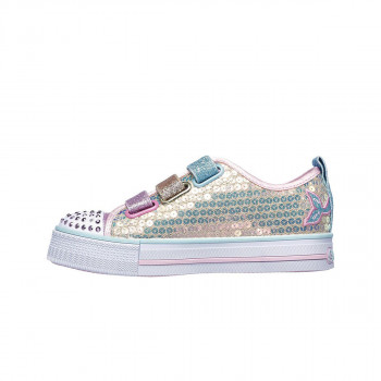 SKECHERS Pantofi sport TWINKLE LITE-MERMAID MAGIC