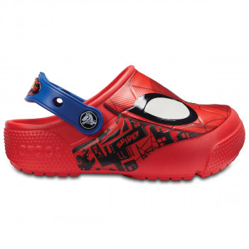 CROCS Papuci CROCS FL SPIDERMAN LIGHTS CLOG K 205018