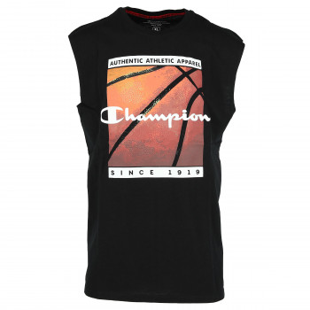 CHAMPION Maiouri CREWNECK SLEEVELESS T-SHIRT
