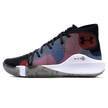 UNDER ARMOUR Ghete baschet UA SPAWN MID