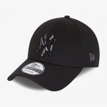 NEW ERA Sapca NEW ERA Sapca NEW ERA Sapca BLACK BASE 9FORTY SNAPBACK NEYYAN BLK