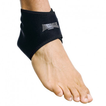 LONSDALE Glezniere LONSDALE NEO ANKLE SUP00 BLACK