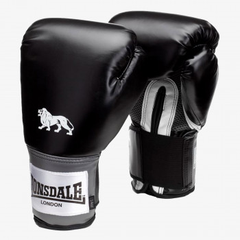 LONSDALE Manusi box LONSDALE PRO TRAIN GLV30 BLACK