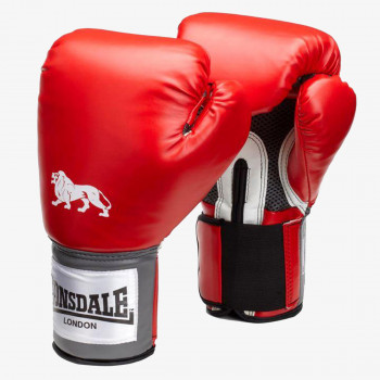 LONSDALE Manusi box LONSDALE PRO TRAIN GLV30 RED