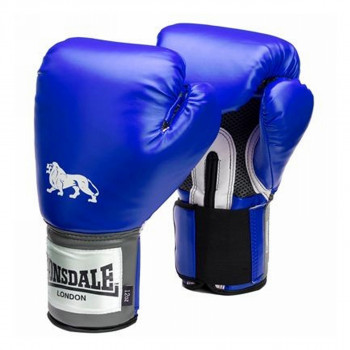 LONSDALE Manusi box LONSDALE PRO TRAIN GLV30 BLUE