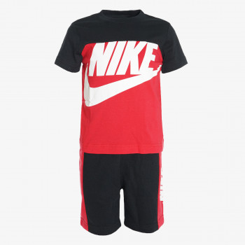 NIKE Set NKB NSW SS AMPLIFY SHORT SET