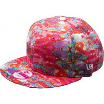 NEW ERA Sepci SMUDGE PRINT WMN NEWERA