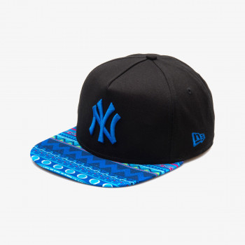 NEW ERA Sapca SUNNY SNAP NEW YORK YANKEES BLACK/MULTI