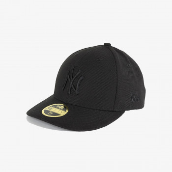 NEW ERA Sapca KAPA DIAMOND ERA LP59FIFTY NEYYAN BLKBLK