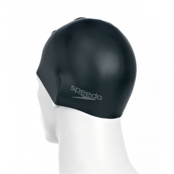 SPEEDO Casti inot LONG HAIR CAP AU BLACK