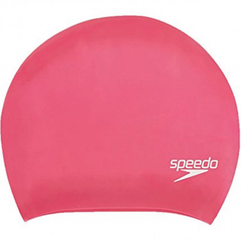 SPEEDO Casti inot LONG HAIR CAP AU PINK