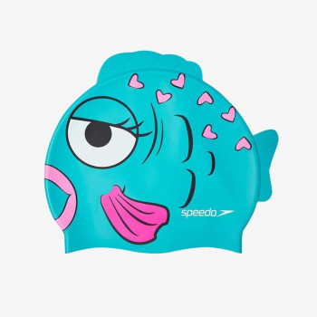 SPEEDO Casti inot SEA SQUAD CHARACTER CAP JU ASSORTED