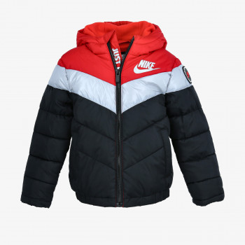 NIKE Jachete NKN COLOR BLOCK HEAVY PUFFER