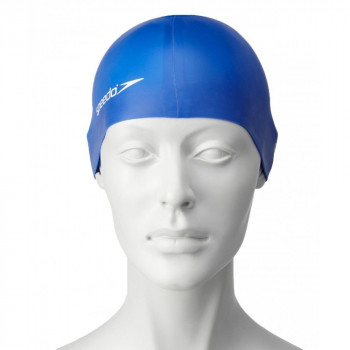 SPEEDO Casti inot FLAT SILCONE CAP TEAM JU ASSORTED