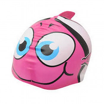 SLAZ KIDS FUN SILI CAP 00 PINK FISH -