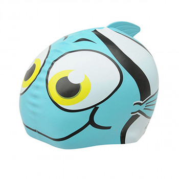 SLAZ KIDS FUN SILI CAP 00 BLUE FISH -