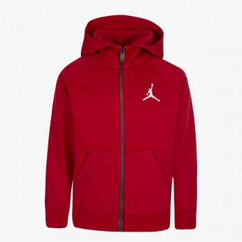 NIKE Hanorace JDB JUMPMAN FLEECE FULL ZIP