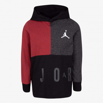 NIKE Hanorace JDB JORDAN TREY HOODED LS TEE