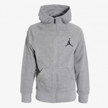 HADDAD Hanorac JDB JUMPMAN LOGO FT FULL ZIP