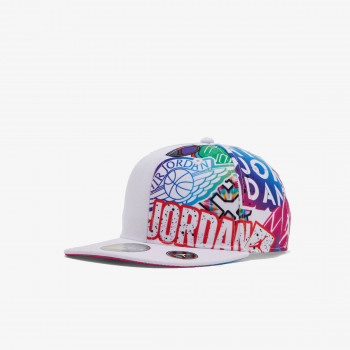 NIKE Sepci JAN JORDAN STICKER FLATBRIM