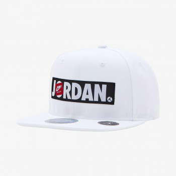 JAN FLATBRIM SNAPBACK HAT