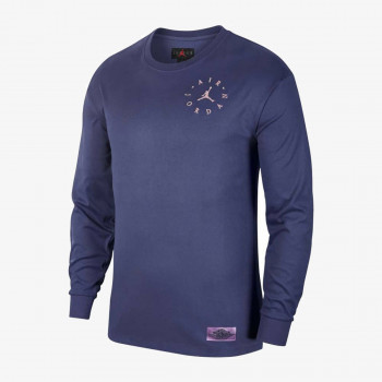 NIKE Bluze M J REMASTERED SUEDED LS TOP