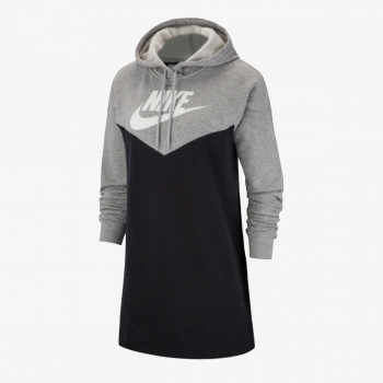 NIKE Hanorace W NSW HRTG HOODIE DRESS SB