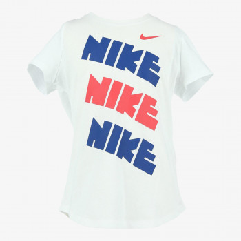 NIKE Tricouri G NSW TEE HOUNDSTOOTH SCOOP