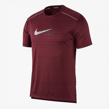 NIKE Tricouri M NK DF MILER SS FLASH NV