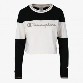 CHAMPION Bluze trening LADY SHINE LS T-SHIRT