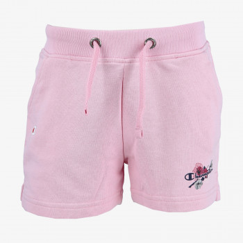 CHAMPION Pantaloni scurti GIRLS FLOWER SHORTS