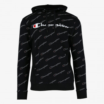CHAMPION Hanorace ALL OVER HOODY