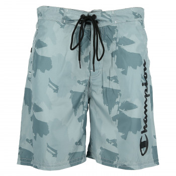 CHAMPION Shorturi inot PRINTED LONG SWIM SHORTS