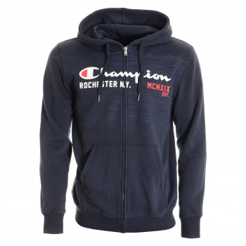 CHAMPION Hanorace cu fermoar LOGO FULL ZIP HOODY