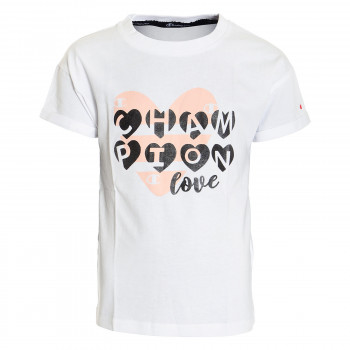 CHAMPION TRICOURI HEARTS T-SHIRT