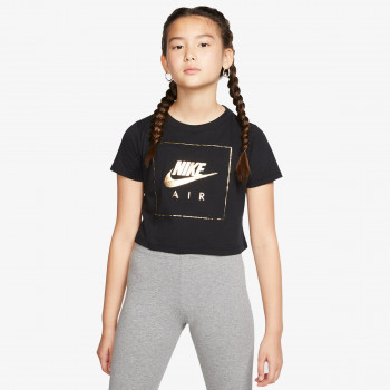 NIKE Tricouri G NSW TEE CROP NIKE AIR DOP
