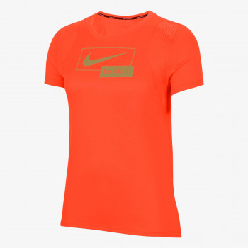 NIKE TRICOURI W NK ICNCLSH RUN SS
