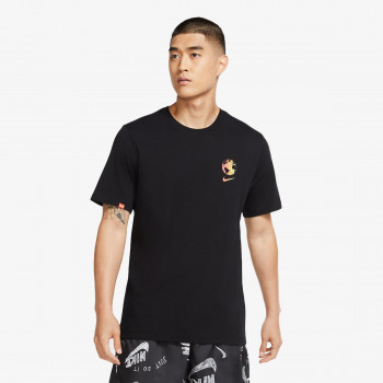 M NSW WORLDWIDE GLOBE SS TEE