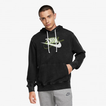 NIKE Hanorace M NSW RETRO PO HOODIE FT