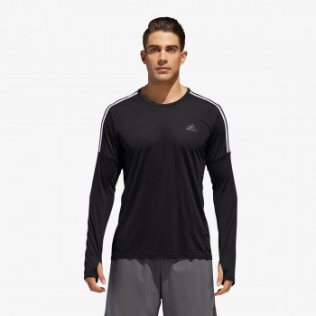 ADIDAS Bluze RUN IT TEE 3S M