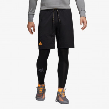 adidas Pantaloni scurti 2in1 SHORT