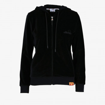 ELLESSE Hanorac LADIES VELVET FULL ZIP HOODY