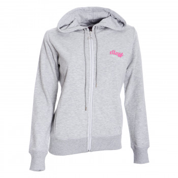 ELLESSE Hanorace cu fermoar LADIES LOGO FULL ZIP