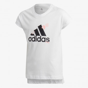 adidas Tricouri JG BADGES TEE