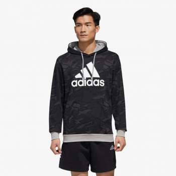 adidas Hanorace adidas Essentials Allover Print Hoodie