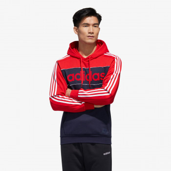 adidas Hanorace adidas Essentials Hooded Sweatshirt